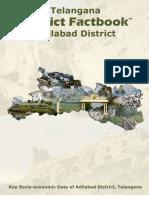 Telangana District Factbook- Adilabad District
