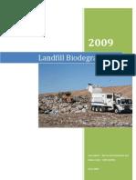Adams, Clark - 2009 - Landfill Bio Degradation