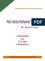 Microsystem Design By Stephen D.senturia Pdf