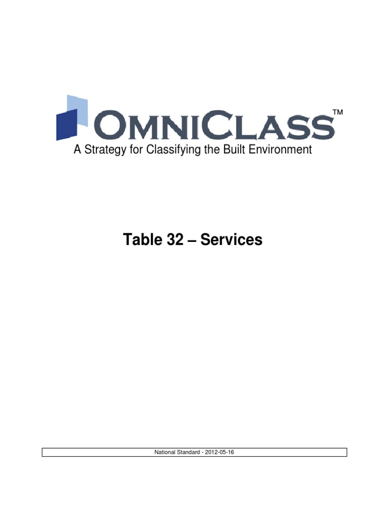 Capital Vs Operating Lease >> OmniClass_32_2012-05-16 | Lease | Money