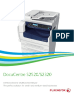 Fuji Xerox DocuCentre S2520/S2320