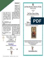 2017-25 July - VESPERS - St Anna Ioakim