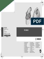 Manual Pistol de Vopsit Bosch PFS 3000-2