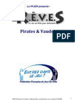 REVES Pirates Et Vaudou