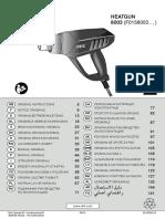 Manual Suflanta Skil 8003 (F0158003 . . )