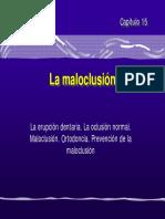 Capitulo 15.-La maloclusion.pdf