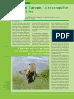 Loutre d'Europe, la reconquête des rivières bretonnes -  - Extrait magazine Eau & Rivières de Bretagne