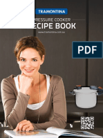 Recipe Book Pressure Cooker 2013