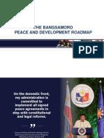 Bangsamoro Peace Roadmap - MILF