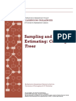 Sampling and Estimating - Counting Trees r1
