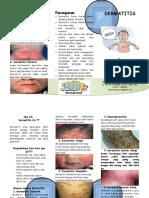 Leaflet-Dermatitis Susut I