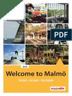 Malmö Agentmanual 2017
