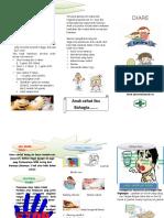 Leaflet Diare Susut I