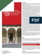 Accademia Firenze ENG