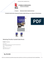 Buku Metode Penelitian Kualitatif Moleong Pdf