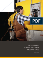 The Electrical Contractor Safety Program Guide