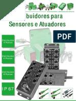 Distribuidor para Sensores e Atuadores