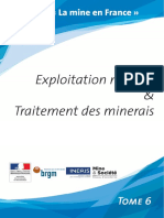 Exploitation Minere Final