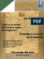 Revista - La misión del Hombre