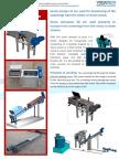 Screw Press Sl Conveyor Sd2