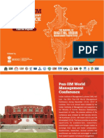 5th Pan Iim Call for Paper Brochure