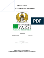 Cover Status Ujian - Tht Elva