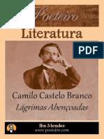 Lagrimas Abencoadas - Camilo Castelo Branco - Iba Mendes