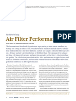AIr Filter Performance