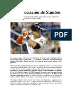 La Negociación de Stanton