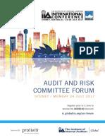 2017 IC ARC Forum Brochure