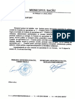 Proiect de hotărâre ANL Bacău iulie 2017