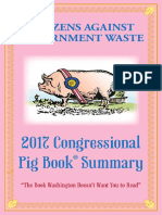 2017 Congressional Pig Book - Web Version
