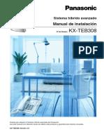 Manual de Instalacion_KX-TEB308