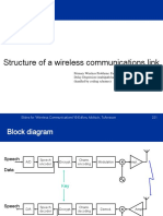 Wireless Link - Structure