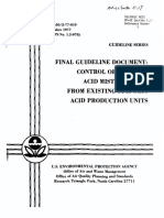 Final Guideline Document - Control Of Sulfuric Acid Production Units, EPA-450 2-77-019.pdf