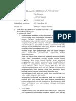 LAPORAN PEMBEKALAN MATERI PESERTA PLPG TAHUN 2017.docx