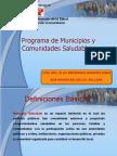 Ponencia de Participacion Comunitaria 2017