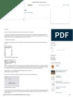 Criação Sheet Set - Passo a Passo