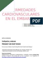 12. Enfermedades Cardiovasculares Durante El Embarazo