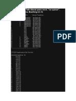 Frequência do Talk About para você ,se quiser, programa no Seu Baofeng Uv 5r.docx
