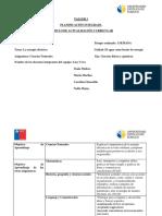 Evaluación Integrada Módulo Actualización Curricular
