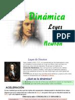 Cpep 13 - Leyes de Newton