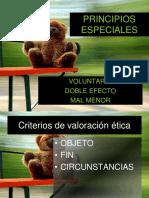 4 PRINCIPIOS ESPECIALES
