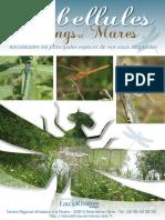 Libellules des étangs - Livret Eau & Rivieres de Bretagne