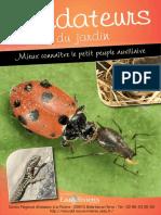 Prédateurs du Jardin - Livret Eau & Rivieres de Bretagne