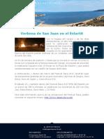 Verbena de San Juan en El Estartit