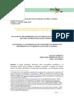 Análise Da Convergência de Conteúdos Em Produtos Jornalisticos Em Multiplataformas