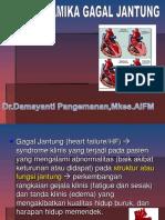 hemodinamika gagal jantung