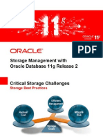 Storage Management with Oracle Database 11g Release 2