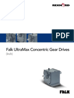 311 110 Falk UltraMax Type FC%2c FZ Inline Drives Catalog
